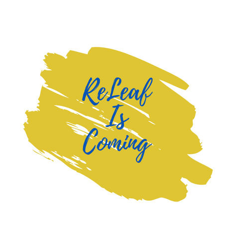 ReLeaf Is Coming Logo #3