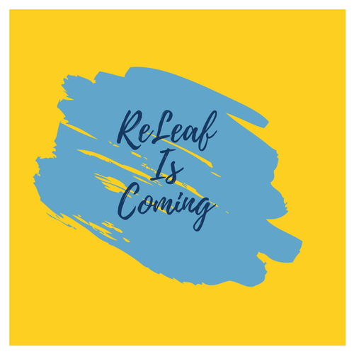 ReLeaf Is Coming - Logo ver 5