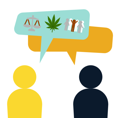 Featured Graphic for Starting the Conversation on Inclusive Cannabis Patient Advocacy in Maryland Blog Post
